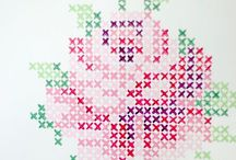 Cross stitch / Punto Cruz