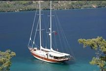 Aegean Pearl Luxury Gulet / Aegean Pearl Luxury Gulet