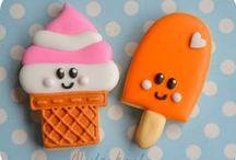 food/drink cookies / by Lynne Ver Straete