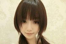 Hairstyle / Hairstyle / Haircut Cool & Cutes (Potongan Rambut keren dan Imut)