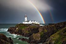 Lighthouses / by Michelle Ford