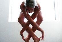 I move! / Asanas, mudras, pranayama, philosophy