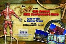 ISSN 2015, Austin Texas / Conferinta Internationala de Nutritie Sportiva