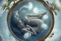Art - photography, surrealism, paintings that I would like to replicate