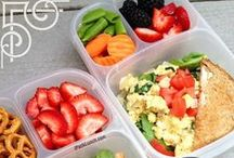 Bento-Inspired Lunches ❤