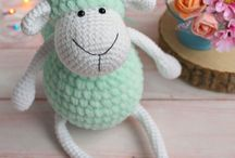 Crochet for the baby