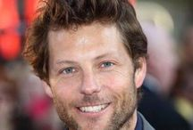 "Jamie Bamber / Jamie St John Bamber Griffith // 3rd April 1973 -- ""When you start a new project, you wonder whether it's the right choice."""