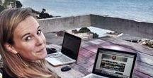 Digital Nomad Life / Tips, hack and advice digital nomad life.  #digitalnomad #travel #workfromanywhere #laptoplifestyle