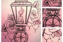 Ink inspiration