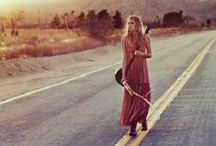 Street Lights / Creative women all around