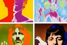 The Beatles / by Rukmini Diane Maria Bongiorni