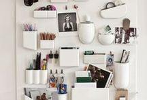 Shop + Work Space