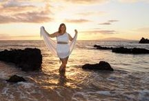 Maui Portrait Photography / Natural Setting On-Location Photography Of Individuals