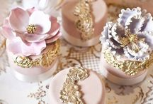 Cakes and Desserts / Cakes, cookies and desserts decorating ideas I like  / by Mai Malhi