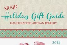Lookbooks, Magazines & Galleries - Handmade Artisan Creations SRAJD / Lookbooks, Gallery Pages, Magazines and Collections from Artists on Etsy, Facebook, Artfire and the Web. Includes SRAJD and The Artisan Group members #HandmadeGifts, #SRAJD, #TheArtisanGroup