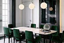 Столовая | Dinning Room