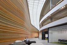 CORPORATE SPACES / Office spaces that inspire