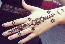 FASHION | Henna Tattoos