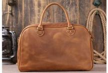 Duffle Bags / Versatile leather duffle bags made from high quality materials suitable for travel and outdoors. Welcome to visit our store : http://www.lisabag.com/