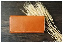 Leather Wallets / The world's most awesome leather wallets collection! Let's expand the board and keep the board simple and useful. Welcome to visit our store : http://www.lisabag.com/