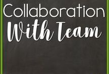 Collaboration with Team / Best practices for team collaboration in education!