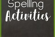 Spelling / Spelling instruction and activities for k-6 students!