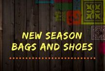 New Season Bags And Shoes