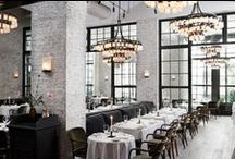 Restaurant / Restaurants that transform your world to translate beyond the experience of food