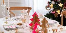Новогодняя сервировка | Christmas table