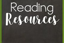 Reading Resources / Resources for teaching reading for grades kindergarten, 1st or 2nd grade.