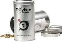 Tea Tins / by TeaVivre