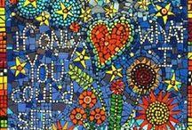 mosaic / by Mariëtte van Temmen