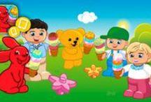 Leuke educatieve sites en apps / Er zijn veel  apps en websites op de markt die leuk en goed zijn voor jonge kinderen