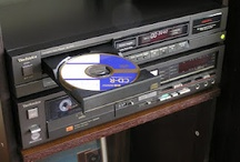 Vintage Hi-Fi / A collection of old products. Some of them were carried in our store in the 1980's and 90's