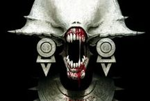 Creeps & Spooks / Creepy and disturbing nightmares