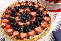 All Patriotic Holidays recipes / Patriotic Recipes for Memorial Day, 4th Of July, and Labor Day   / by McCallumsShamrockPatch.com