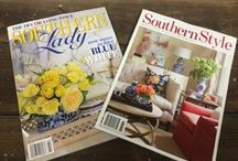 Southern Lady Magazine / Covers from issues past and present, access to our online store, and updates on our latest releases.  / by Southern Lady Magazine