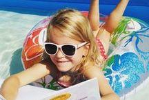 Zomerlezen / Blijven lezen in de zomer !! Hoe zorgen we ervoor dat het lezen van de kinderen op niveau blijft in de zomervakantie? Dat is de vraag waar veel scholen elk jaar weer voor staan. Daarom heeft de Bibliotheek Rijssen-Holten de leukste boeken over kamperen, reizen en boeken vol met avonturen op Pinterest gezet. Veel leesplezier!!