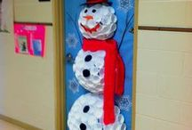 Classroom Decorating / Doors, Bulletin Boards, and More