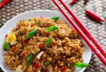 Recipes - Lunch/ Dinner / by Carol Nascimento