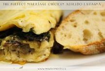 Entrees and Main Courses | #MainDish / Recipes for entrees and main courses. #maindish #mywifesmuffin