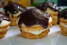Dessert and Treats | #NightCap / Recipes for sweet treats, desserts, late night snacks, beverages. #nightcap #mywifesmuffin