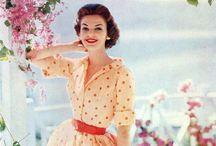 1950s fashion / 1950s fashion