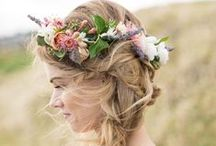 Accessories - Flower crowns