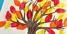 Fall / Great Autumn Crafts and Activities for Students