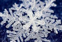 Schneeflocken