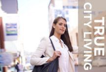 CITY LIVING / Get all the latest city living trends here! Whether it's decor, city life, or city apartments.