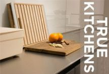 KITCHENS / Kitchens that will make you want to take out the pots, put on the apron, and whip up delicious meals!