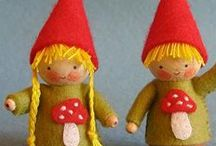 Puppen (Peg dolls)