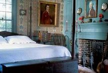 Colonial Homes / by Tracy Zindrick